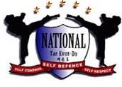 National Tae Kwon Do Logo